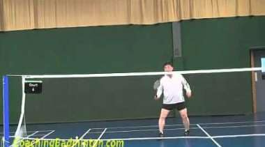 Badminton Drives
