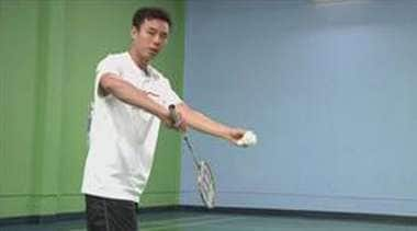 Badminton Short Serve